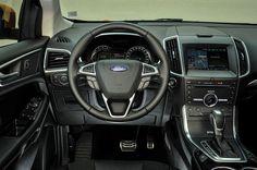2016 Ford Edge 2.0 TDCi 210 Sport review | Autocar