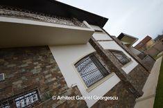 Proiect 34 | Casa Parter + 1Etaj + Mansarda | Proiecte de case personalizate | Arhitect Gabriel Georgescu & Echipa Case, Stairs, Home Decor, Stairways, Ladder, Staircases, Room Decor, Home Interior Design, Home Decoration