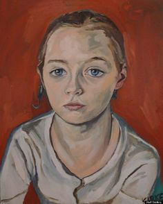 Jemima Kirkes Paintings On Display: Girls Star Takes Part In Exhibition At Half Gallery (PHOTOS)