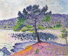 Henri-Edmond Cross, Beach, Evening Effect