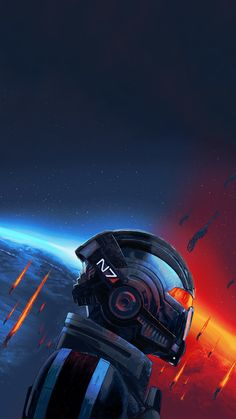 Space Phone Wallpaper, Cartoon Wallpaper, Mobile Wallpaper, Mass Effect Kaidan, Mass Effect Tali, Mass Effect Tattoo, N7 Armor, Bioware Games, Mass Effect Characters