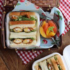 새우카츠샌드 (Shrimp Katsu Sandwich)
