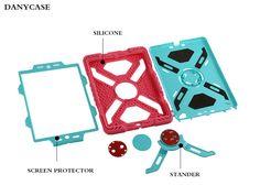 Kid a prueba de caso de silicona niños tablet 7 pulgadas, 7