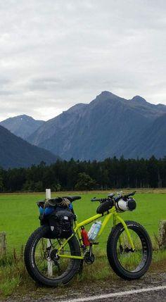 Fatbike life #mountains #fatbike