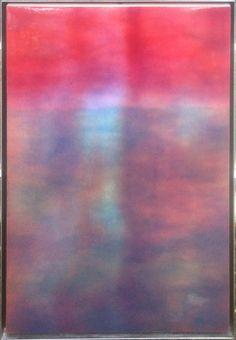 Adriaan van den Berk - Sunset   62x42cm,  2500 euro