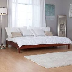 Furniture of America Contemporary Leatherette Upholstered Daybed with Trundle - Daybeds at Hayneedle Daybed Room, Wood Daybed, Upholstered Daybed, Beach House Bedroom, Home Bedroom, Bedroom Decor, Bedroom Ideas, Bedroom Retreat, Bedroom Inspo