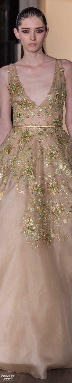 Dany Atrache Couture - FW 2016/2017