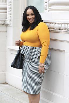 Plus Size Fashion for Women - Beauticurve Plus Size Fashion For Women, Black Women Fashion, Plus Size Womens Clothing, Clothes For Women, Womens Fashion, Fashion 2018, Size Clothing, Fashion Online, Curvy Girl Fashion