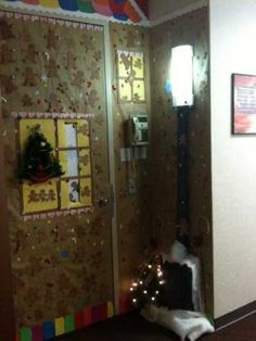 RE: Ideas For Office Christmas Decorating Contest