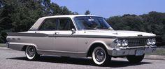 1962 Ford Fairlane 500 4-Door Sedan