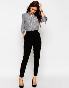 Fashionable work outfit - 49 Cute Work Outfits Ideas For Womens – Fashionable work outfit