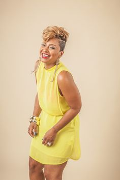 April Daniels, Celebrity Hair Stylist - (YES, she's #teamnatural!!) #hair…
