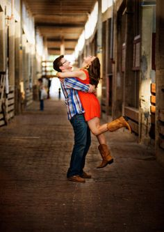Engagement #Cowtown #Stockyards #Fort Worth http://www.akophotography.com