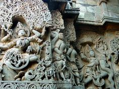 Belur Travel - Visit Belur to know where stones tell a story. Halebid and Belur are the best examples of Hoysala architecture; its simple friezes and sculptures