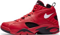 302910916083da Nike Air Maestro II QS Men s Shoe Size 7 (Red) Basketball Art