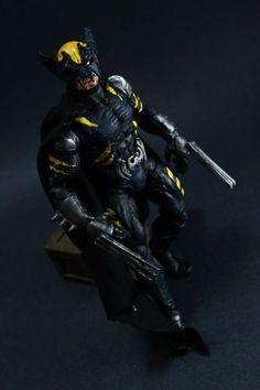 darkclaw cosplay | Dark Claw Dark claw custom action figure