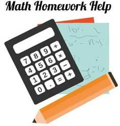Mathmatics homework help