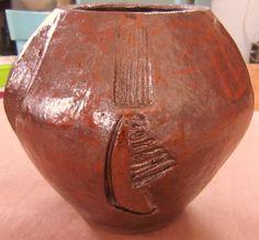 Aris Ceramic Art, Stoneware, Sculptures, Anna, Pottery, Vase, Ceramics, Home Decor, Hall Pottery