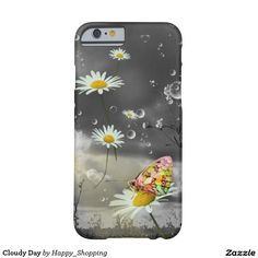 Cloudy Day Barely There iPhone 6 Case