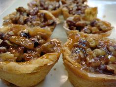 Check it out: Mini Pecan Pies