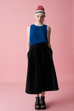 Why You're Going To Need Your Tube Socks This Fall #refinery29  http://www.refinery29.com/asos-fall-2014-collection#slide22