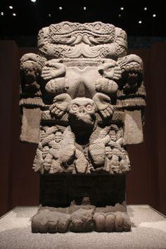 Museo Nacional de Antropoligia, Mexico City www.barbararachko.com