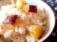 あ!ごま塩忘れた!(ノд`;) ww - 5件のもぐもぐ - サツマイモご飯 by min2min
