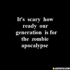 scary is .......quotes. | Its Scary! - QuotePix.com - Quotes Pictures, Quotes Images, Quotes ...