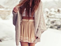 All the items in this outfit are from Forever 21. A cheaper version if a Brandy Melville outfit!