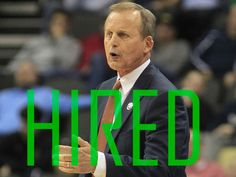 Rick Barnes was hired as the next head coach at the