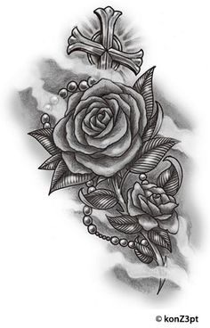 Image from http://www.freetattoodesigns.org/images/religious-tattoo.jpg.