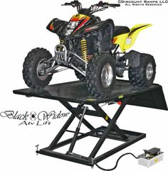 Black Widow ATV Lift