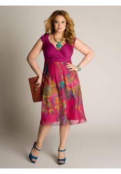 Fall into the new season with fabulous dresses, like this Aditi Dress from IGIGI By Yuliya Raquel, $128