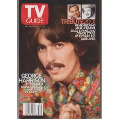 TV Guide featuring George