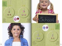 Avancy 2014/2015: Asta!! Set Orecchini e Collana con cristalli di Mu...