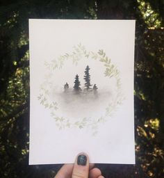 A personal favorite from my Etsy shop https://www.etsy.com/listing/548905833/pine-wreath