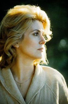 Catherine Deneuve negli anni 80