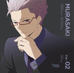 Hamatora Character File Series File 02: Murasaki