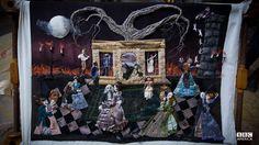 Photos: Magic On the Set | Photo Galleries | Jonathan Strange & Mr Norrell | BBC America