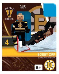 Bobby Orr OYO Sports | Boston Bruins OYO minifigures