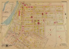 1907 Baist real estate atlas of Anacostia