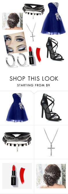 """""""made by: n312st"""" by slytherin-princess11 ❤ liked on Polyvore featuring David Yurman and Sophie Buhai"""