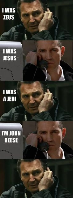 I mean, come on, Qui Gon. Can you *really* beat John AND Jesus?
