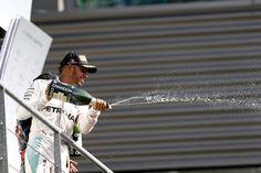 """ルイス・ハミルトン、F1ベルギーGPの""""ドライバー・オブ・ザ・デー""""  [F1 / Formula 1]"""