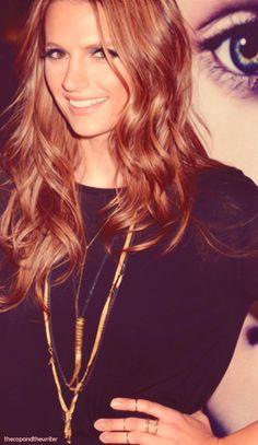 Stana Katic... beautiful