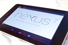 Google Nexus 7 review • Android tablet • Tech blog