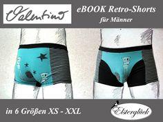 Dieses Ebook erklärt  Dir in einer ausführlichen & bebilderten Anleitung, wie Du eine ganz individuelle Herren-Unterhose selbst nähen kannst. Vielleicht als ausgefallenes Geschenk für einen ganz...
