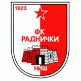 FK  RADNICKI NIS   other logo