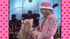 """""""Don't Go Breaking My Heart"""" ~ Elton John & Miss Piggy ~ Muppet Show"""
