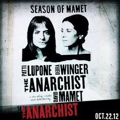 @AnarchistBway will start performances in 3 weeks!